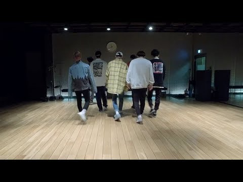 IKON - '고무줄다리기 (RUBBER BAND)' DANCE PRACTICE VIDEO (MOVING VER.)