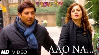 Sunny Deol, Kangana Ranaut - Aao Na - Song Video - I Love NY