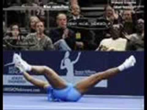 Tennis Special-Bloopers Part2