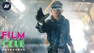Video Steven Spielberg's Ready Player One   Discussion & Review   Film Club MP3, 3GP, MP4, WEBM, AVI, FLV Juni 2018