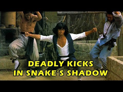 Wu Tang Collection - Lee Yi Min in Deady Kicks In Snakes Shadow