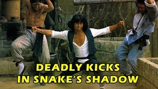 Video Wu Tang Collection - Lee Yi Min in Deady Kicks In Snakes Shadow MP3, 3GP, MP4, WEBM, AVI, FLV September 2018