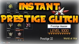 Download Lagu Instant PRESTIGE MASTER ACCOUNT GLITCH! Black Ops 3 Glitches: 1 CONTROLLER! After Patch 1.10 COD BO3 Mp3