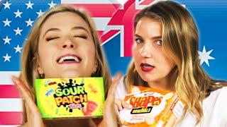 Video Americans & Australians Swap Snacks MP3, 3GP, MP4, WEBM, AVI, FLV November 2018