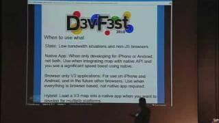 モバイルマッピング: Google DevFest 2010 Japan