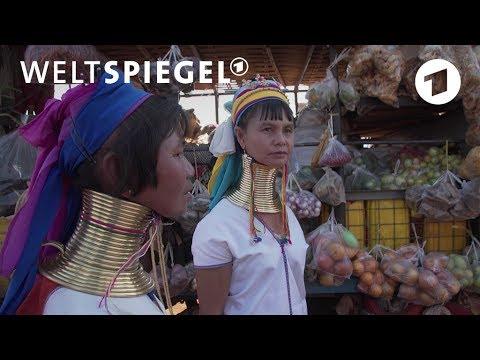 Schnappschuss: Die Langhalsfrauen aus Myanmar | Welts ...