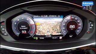 Download Lagu 2018 Audi A8 55 TFSI - 0-100 km/h acceleration (60FPS) Mp3