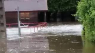 Cour-Cheverny France  city images : Inondations camping cour cheverny