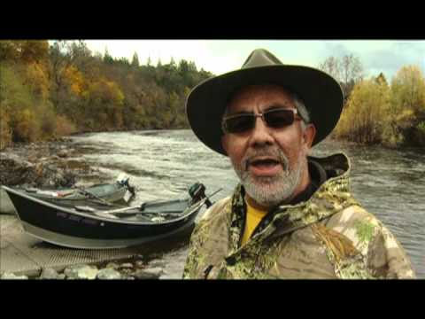 Fishing Rogue River Steelhead