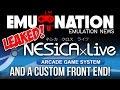 Emu nation: The Nesica Xlive Game Leak fanmade Front en