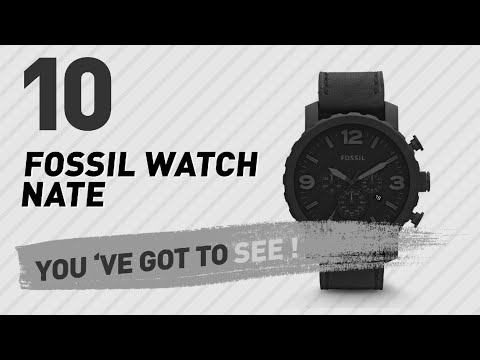 , title : 'Top 10 Fossil Watch Nate // New & Popular 2017'
