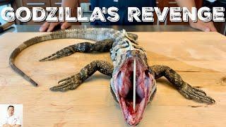 GODZILLA'S REVENGE! | CORONAVIRUS Panic Food Source by Diaries of a Master Sushi Chef