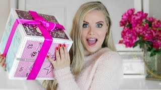 Video Unboxing the entire ESSENCE ADVENT CALENDAR! MP3, 3GP, MP4, WEBM, AVI, FLV April 2018