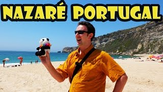 Nazare Portugal  city images : Nazare Portugal Travel Guide