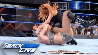 Nonton Becky Lynch Ambushes Charlotte Flair Following Main Event Title Match  Smackdown Live  Aug  28  2018 Film Subtitle Indonesia Streaming Movie Download