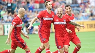 John Goossens and Razvan Cocis provided the goals for the Chicago Fire as the Men In Red recorded a 2-2 draw vs. Orlando ...