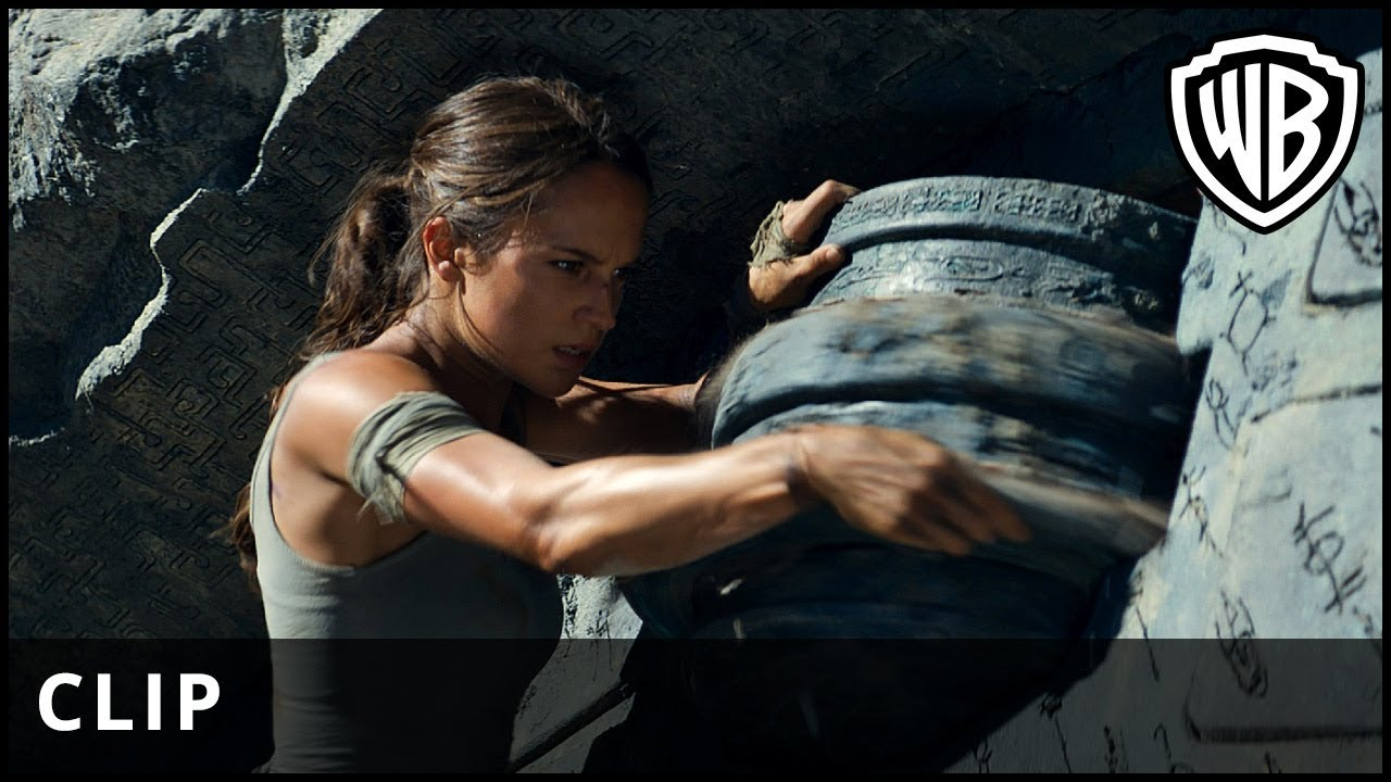 They Messed With the Wrong Family. Her Legend Begins. Alicia Vikander is Lara Croft in 'Tomb Raider' (Clip)