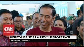 Video Alasan Presiden Jokowi Memakai Kaus Saat Peresmian Kereta Bandara MP3, 3GP, MP4, WEBM, AVI, FLV Januari 2019