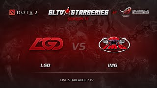 LGD.cn vs IMG.cn, game 1
