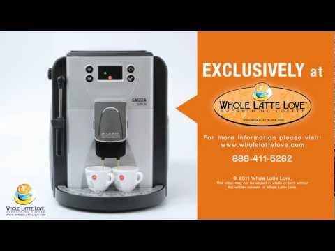 Gaggia Unica Espresso Machine