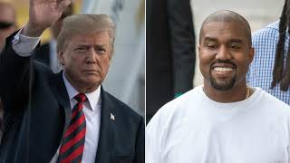 KANYE WEST Rant On SNL, Trump Responds and Kanye Sounds Off About 13th Amendment [VIDEO & POST]