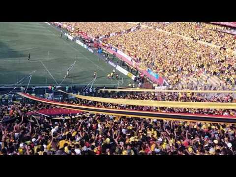 Sur Oscura 💛 gool de banguera ⚽ - Sur Oscura - Barcelona Sporting Club - Ecuador - América del Sur