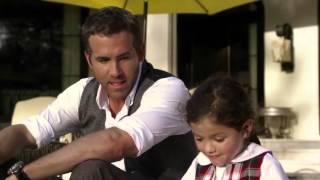 Jaynee-Lynne & Ryan Reynolds in Selfless