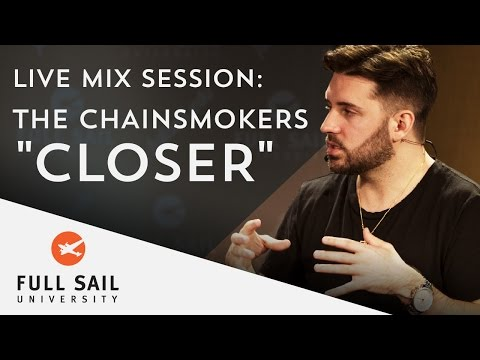 Live Mix Session: 'The Chainsmokers'