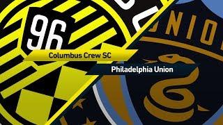Highlights: Columbus Crew SC vs. Philadelphia Union   July 22, 2017 by Major League Soccer