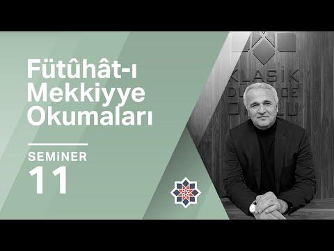 Fütûhât-ı Mekkiyye - XI