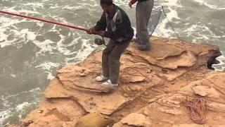 Video AKHFNIR (Maroc) Pêche des falaises MP3, 3GP, MP4, WEBM, AVI, FLV Januari 2019