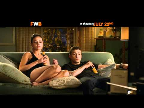 FRIENDS WITH BENEFITS - In Theaters 7/22!