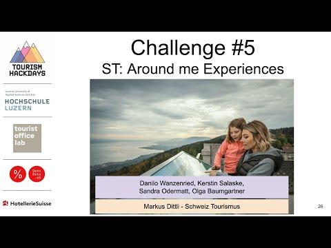 Challenge Nr. 5 - Hackdays 2021
