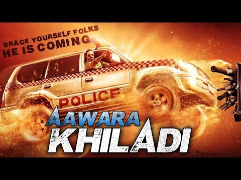 New South Indian Full Hindi Dubbed Movie | Awara Khiladi | Hindi Dubbed Movies 2018 Full Movie