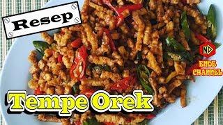 Video Resep dan cara masak tempe orek pedas MP3, 3GP, MP4, WEBM, AVI, FLV Mei 2019