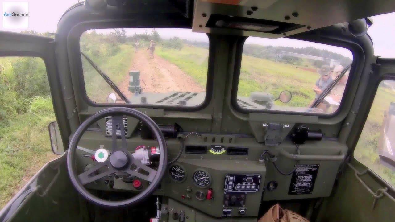 US Marines' New Self-driving Car – GUSS Autonomous Vehicle