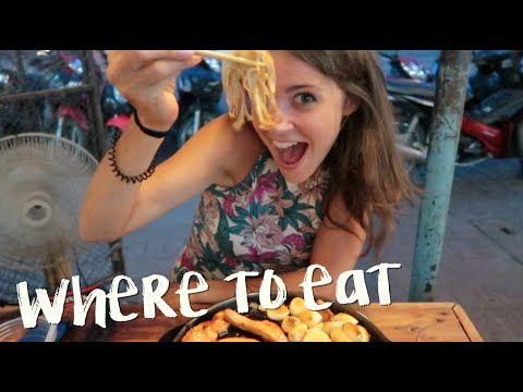 Chiang Mai - WHERE TO EAT (Best Restaurants for ALL Budgets)