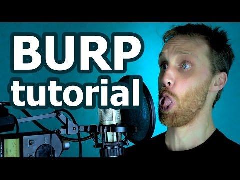Best Burp Video: How to burp? Tutorial by burping champion
