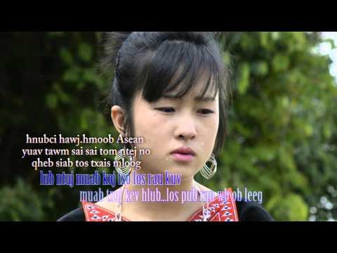 hnubci hawj ntshua ntawv tu moo HD  2015- 2016 (видео)