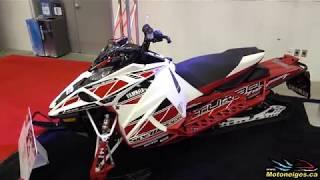 8. 2018 Yamaha Sidewinder turbo