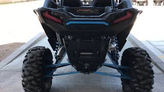 2. 2019 Polaris RZR XP 4 Turbo