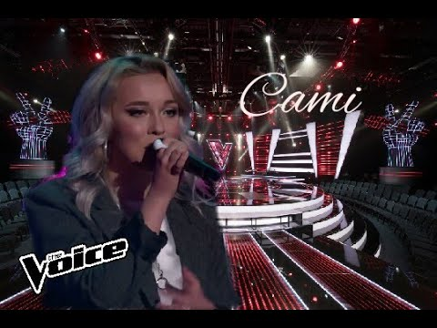 Cami Clune - 'Skinny Love' | The Voice 2020 | Blind Audition