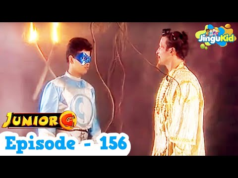 Junior G - Episode 156 | HD Superhero TV Series | Superheroes & Super Powers Show for Kids