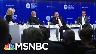 Chris Matthews: Donald Trump, Vladimir Putin Are Colluding On Rhetoric | Hardball | MSNBC