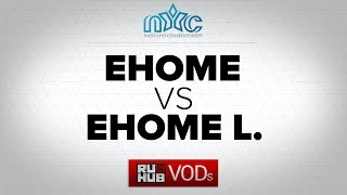 EHOME vs EHOME.L, game 1