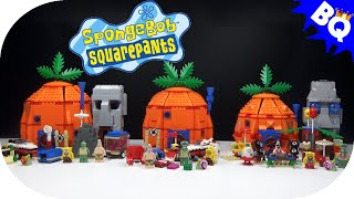 how to build the krusty krab out of legos