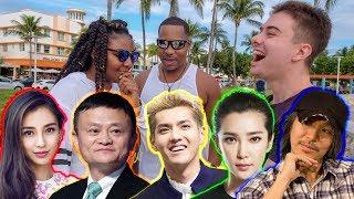 Download Video 美国人评价中国明星说英文,竟然觉得TA说得最好… MP3 3GP MP4