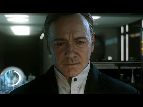 Trailer for Call of Duty Advanced Warfare Reveal Featuring Kevin