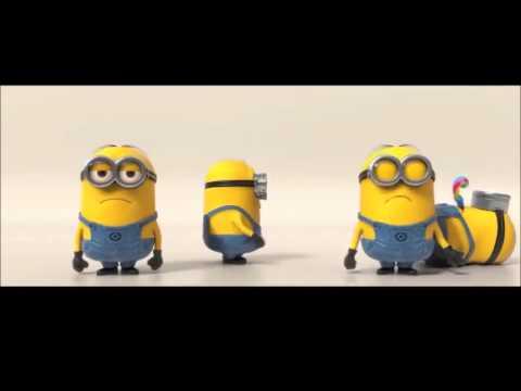 Minions Banana Song Full Song (видео)