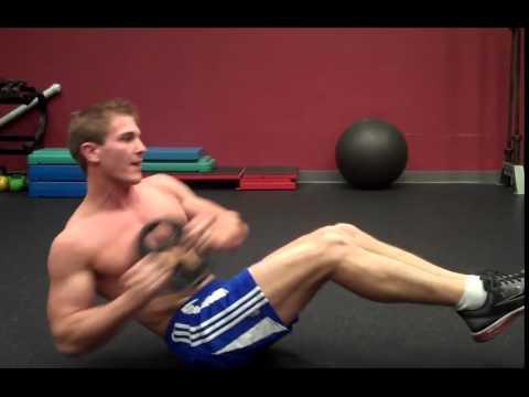 Косые мышцы живота, лучшие упражнения.